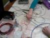 Tehniški dan za učence 4. b razreda: električni krog